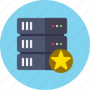 database, backup, star