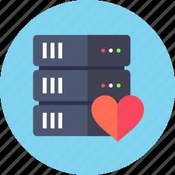 database, like, server icon