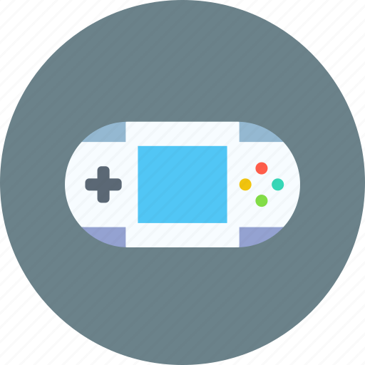 console, device, games, playstation, psp, sony, video game icon