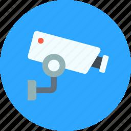 camera, security, wall icon