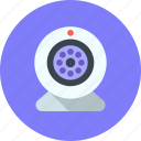 cam, device, security, surveillance, web, webcam icon