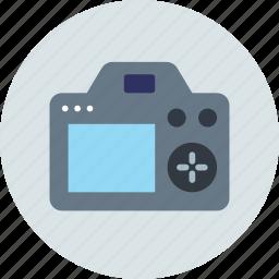 cam, device, digital, dslr, image, photo, photography icon