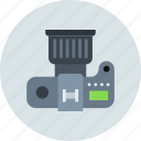 cam, camera, device, digital, dslr, photo, photography icon