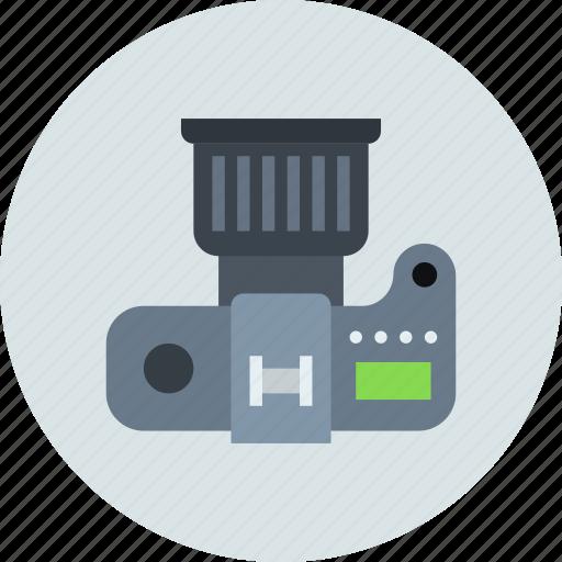 cam, camera, device, digital, dslr, photo, photography icon