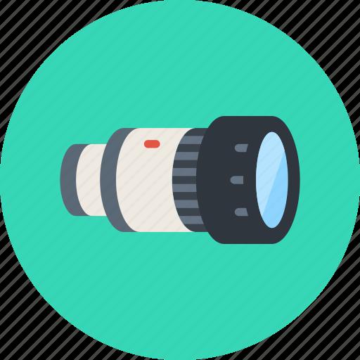 camera, lens, photo icon