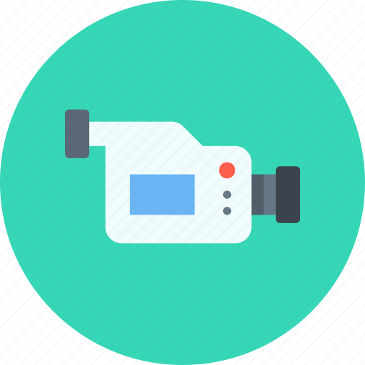 cam, camcorder, camera, device, media, record, video icon