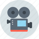 camera, film, roll icon