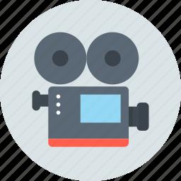 camera, film, roll icon