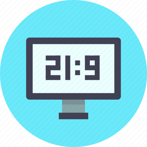 aspect ratio, device, hd, television, tv, ultrawide, watch icon