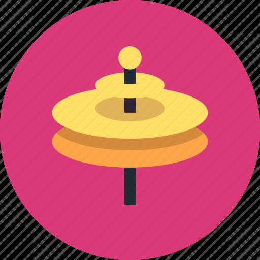 audio, cymbals, drum, drums, instrument, music, sound icon