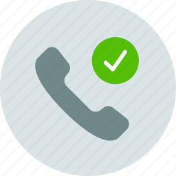 call, complete, phone icon