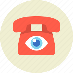 big brother, call, communication, device, eavesdrop, phone, pry icon