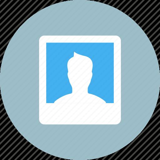 album, avatar, gallery, image, male, painting, photo icon