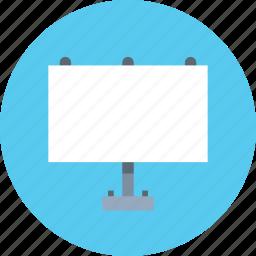 adv, presentation, promo icon