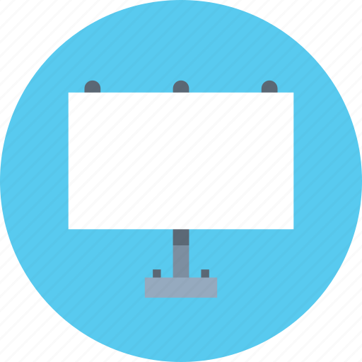 advertisement, presentation, promo icon