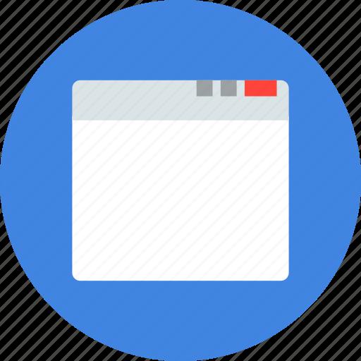 app, application, window, windows icon