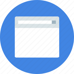 browser, search icon