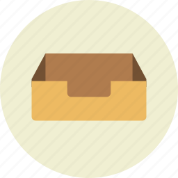 box, email, inbox, mail, mailbox icon