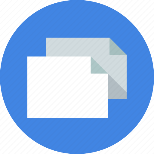 copy, document, duplicate icon
