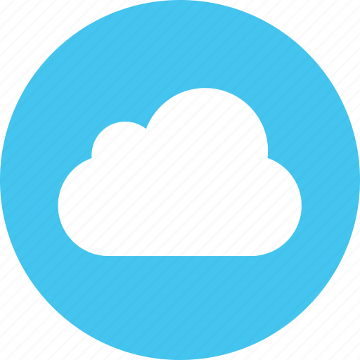 cloud, storage, weather icon