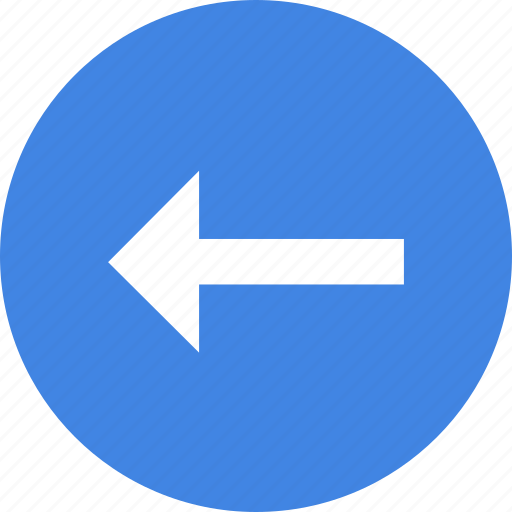 left, prev, previous, start icon