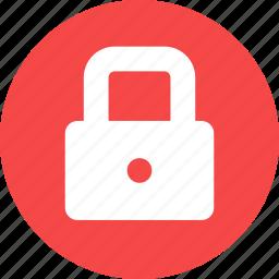 access, blocked, denied, lock icon