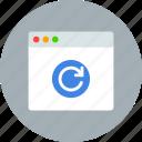 app, redo, update icon