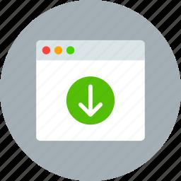 app, application, download, export, mac, window icon