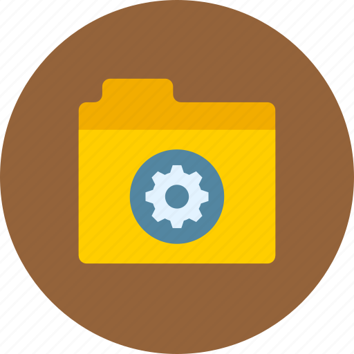 Folder, storage, control icon - Download on Iconfinder
