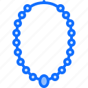 bead, beads, jeweler, jewelry, necklace, shop icon