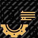application, data, information, online, profile icon