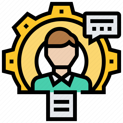 Candidate, employment, interview, recruit, recruitment icon - Download on Iconfinder