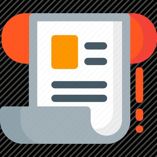 business, cv, job, profile, resume, sending, skill icon