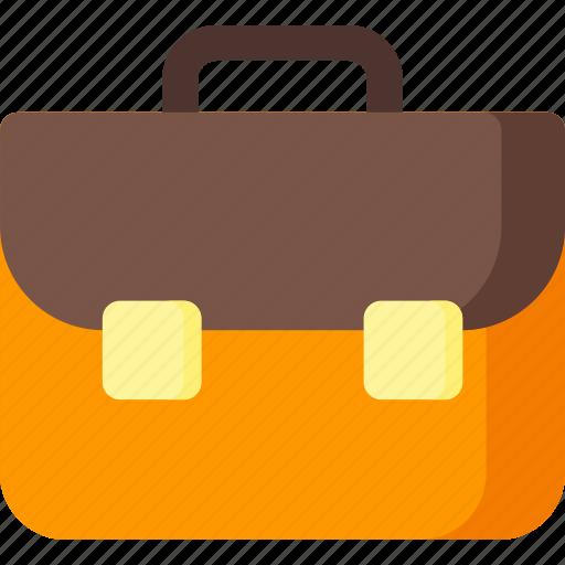 bag, briefcase, office, portfolio, suitcase, work icon