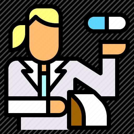 healthcare, hospital, jobs, medical, medicine, pharmacist, pharmacy icon