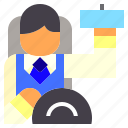 bus, car, chauffeur, driver, jobs, taxi, transportation icon