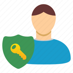 admin, keeper, key, password, protection, secure, security icon