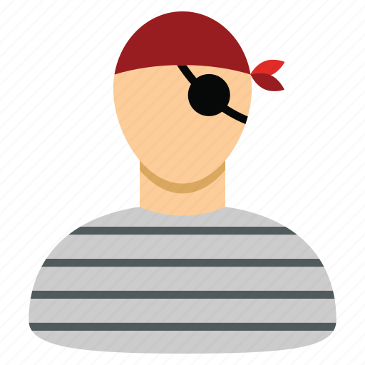 captain, caribbean, corsair, criminal, filibuster, pirate, robber icon