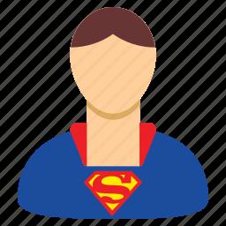 achievement, comics, hero, star, super, superhero, superman icon