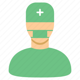 doctor, medic, medical, medicine, nurse, surgery, therapist icon