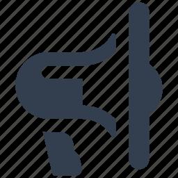 communication, megaphone, press, speaker icon