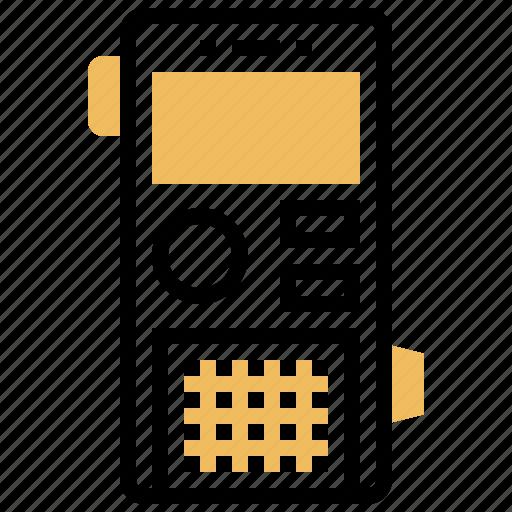 Audio, digital, recorder, sound, voice icon - Download on Iconfinder