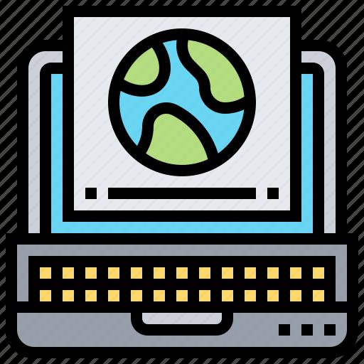 Global, information, internet, news, online icon - Download on Iconfinder