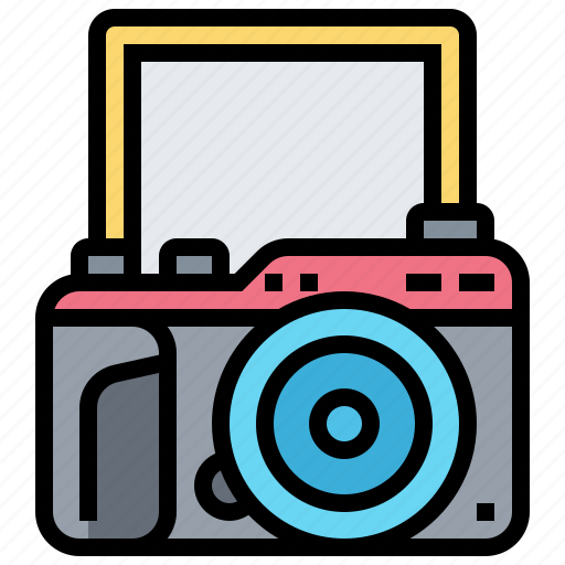 Camera, capture, device, image, photo icon - Download on Iconfinder