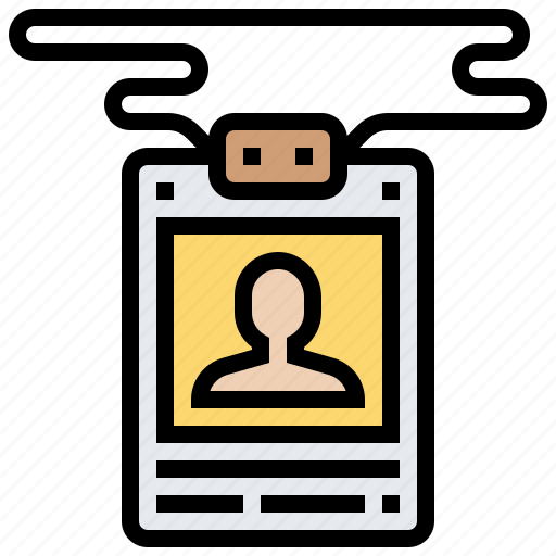Card, id, journalist, press, reporter icon - Download on Iconfinder