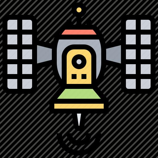 Communication, information, satellite, telecommunication, transmitter icon - Download on Iconfinder