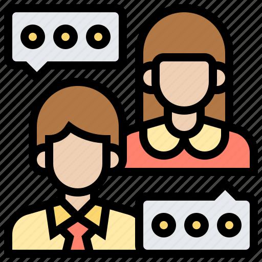Chat, communication, conversation, message, speech icon - Download on Iconfinder