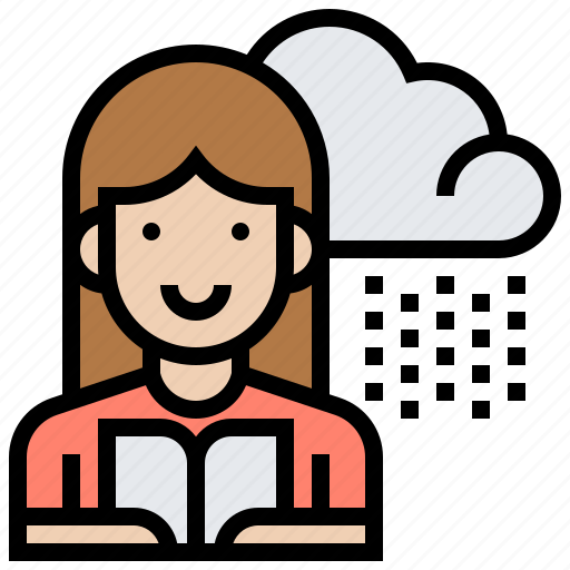Announcer, broadcaster, newscaster, report, weather icon - Download on Iconfinder