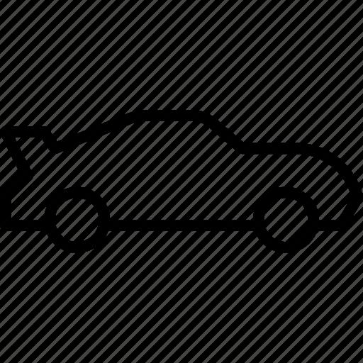 car, carrera, fast, porsche, sports icon