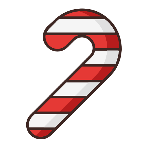 candy, candy canes, candy stick, christmas, sweet icon
